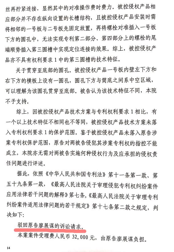 团队律师成功阻击台商在上海知识产权法院的专利侵权起诉